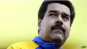Nicolás Maduro (foto de archivo)