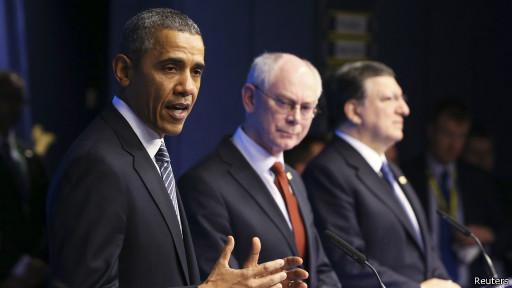 Саммит США-ЕС
