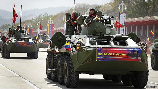 Hay un golpe suave en marcha en Venezuela?