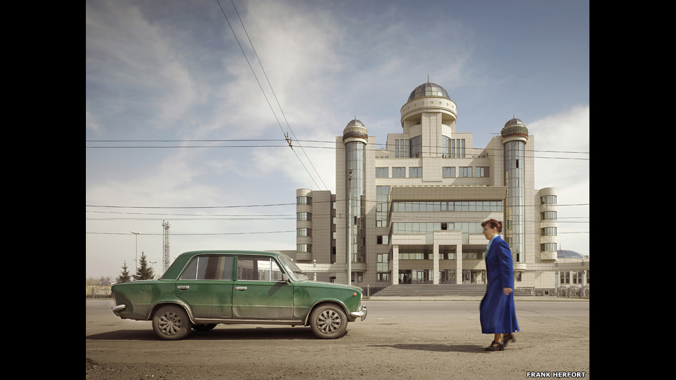 Здание ГИБДД в Казани, 2011