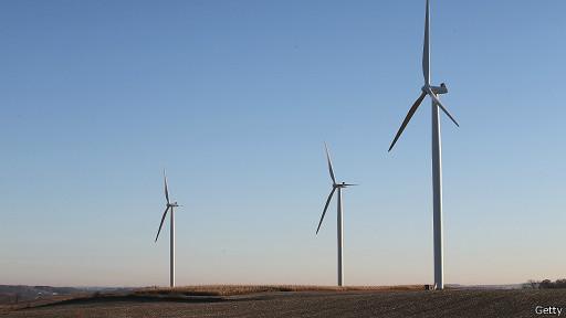 Usinas eólicas (Getty)