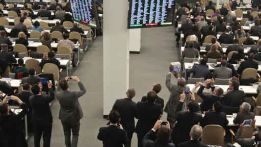 Голосование в ГА ООН