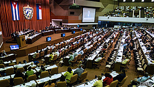Asamblea Nacional cubana