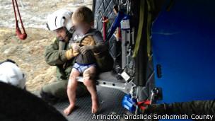 Jacob Spillers (foto: Arlington landslide Snohomish County)