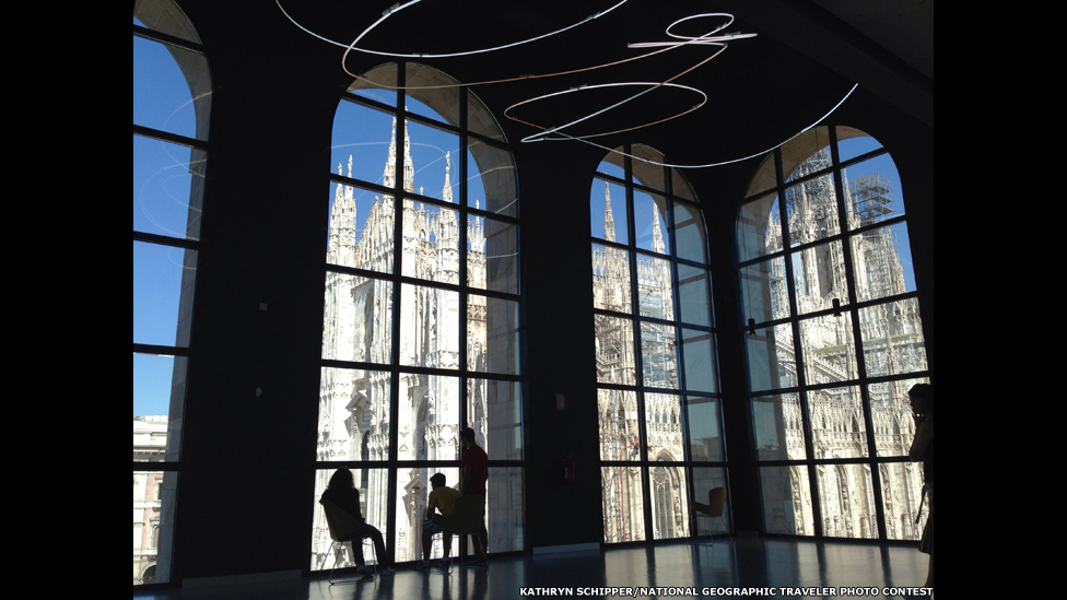 Кафедральный собор в Милане. Снимок Кэтрин Шиппер/National Geographic Traveller