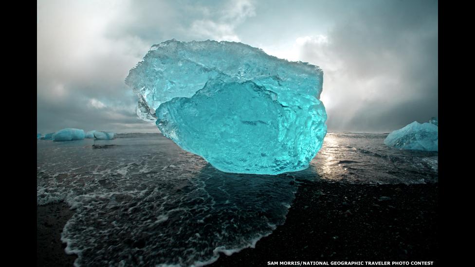 Галерея айсбергов. Фото Сэма Морриса/National Geographic Traveller
