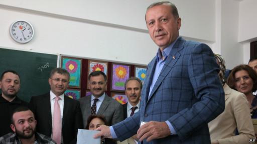 Эрдоган-муниципальные выборы