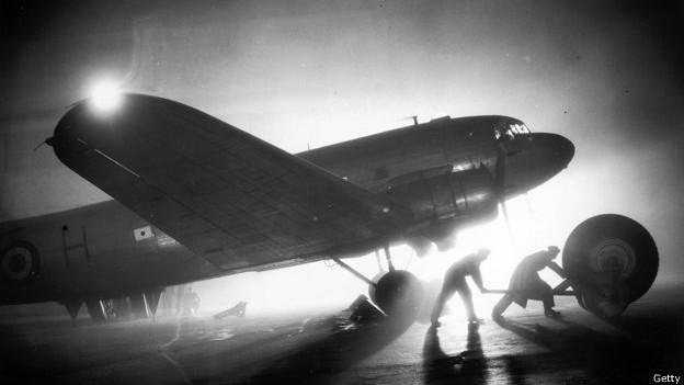 Транспортный самолет Дакота