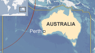 Mapa de búsqueda del MH370