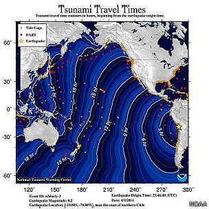 Imagen olas tsunami