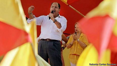 Luis Guillermo Solís