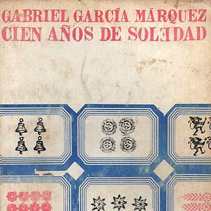 """Primera edición de """"Cien años de soledad"""""""