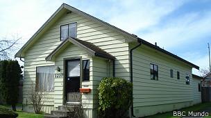 Casa de Kurt Cobain en Aberdeen