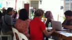 Pencoblosan di Kuala Lumpur