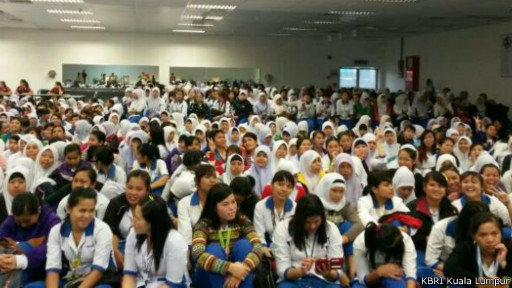 Pemilih WNI di Selangor