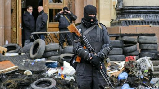 США требуют от России прекратить дестабилизацию Украины