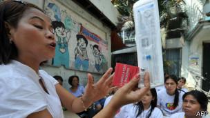 Condones en Filipinas