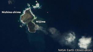 Isla Nijima en Japón