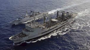 Embarcación australiana