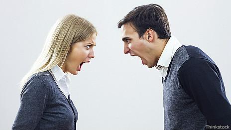 Conflictos en el trabajo