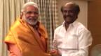 रजनीकांत और मोदी