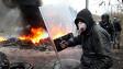manifestante pró-Rússia em Slavyansk | AFP