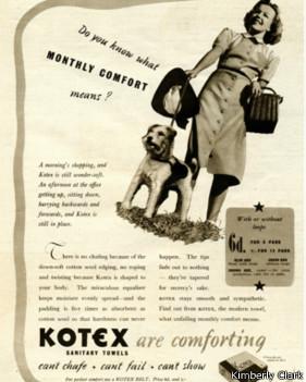 a¡anuncio toallas sanitarias