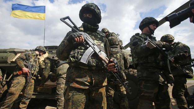 Ucrânia diz ter iniciado 'operação antiterror' em Donetsk