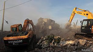 Remoción de escombros
