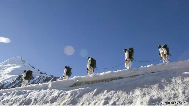 Soldados en Sichaen