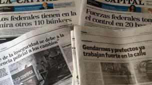 Diarios de Rosario