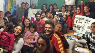 Escuela ETICA de Nuevo Alberdi