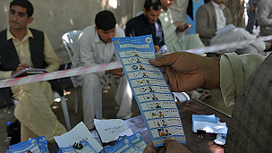 afghan election