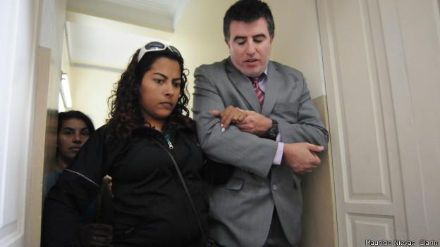 Susana Raquel Gómez (Foto: Mauricio Nievas / Clarin)
