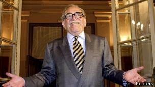 Gabriel García Márquez en 2005