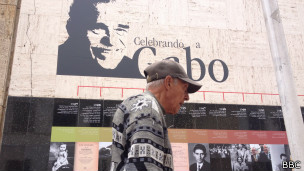 Gabo en Bogotá