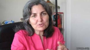 EMEP Genel Başkanı Selma Gürkan