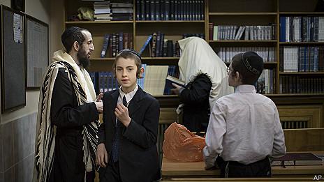 Judeus na Ucrânia. AP