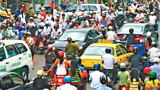 Giao thông đô thị Việt Nam