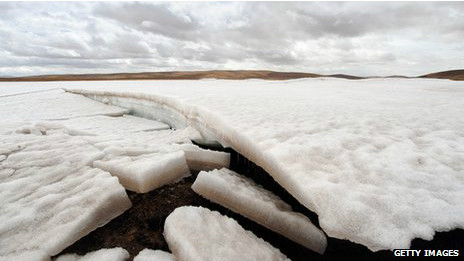 Permafrost (Getty Images)