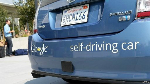 Carro do Google (Getty)
