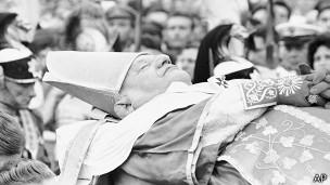 Funeral de Juan XXIII