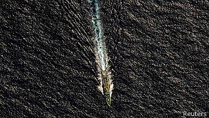 Barco en el agua
