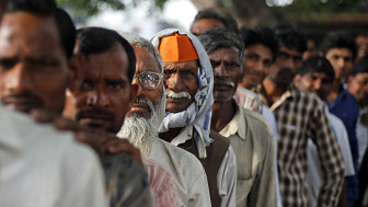 भारत, इलेक्शन 2014, वोटिंग, मतदान