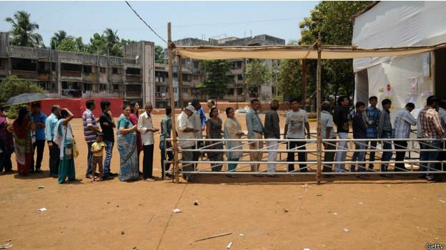 मुंबई वोटिंग
