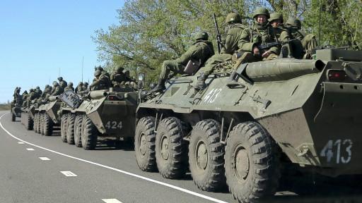 Российские БТРы