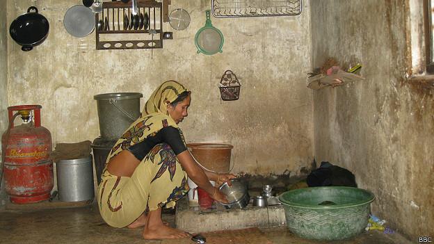 रसिका रंजीत सिंह, विधवा, गुजरात