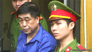 Bị cáo Trần Hải Sơn