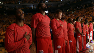 Jugadores de los Clippers