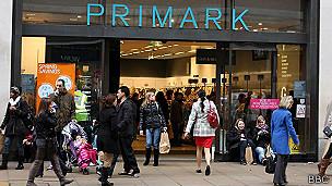 Tienda de Primark en Londres
